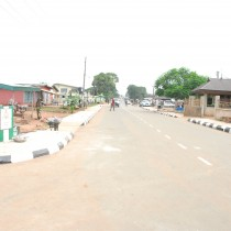 Reconstruction of Siluko Road Benin City