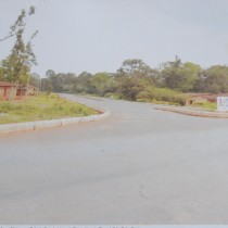 Newly reconstructed Isua-Uzenema Road with complete road markings, Esan North East LGA