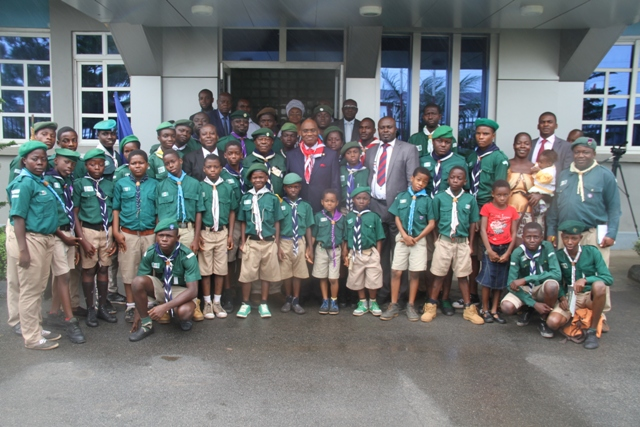 Scout federation of nigeria