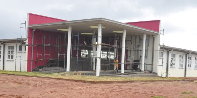 Benin Technical College nears completion ahead of school resumption