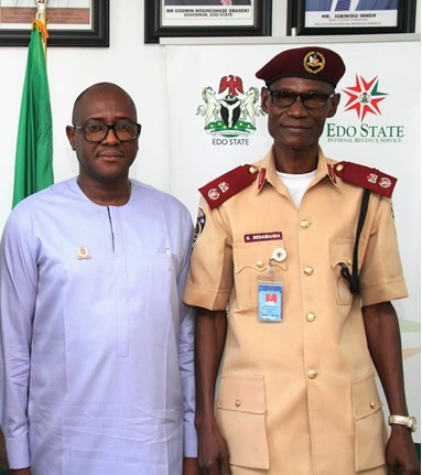 EIRS, FRSC sets to Introduce Rider's Permit
