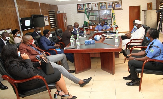 EIRS Management Team Partners Edo State Police Command for Effective Tax Administration