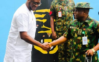 TAX ADMINISTRATION: EIRS SYNERGIZES WITH NIGERIAN ARMY