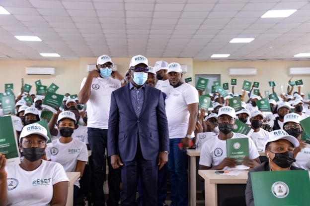 Obaseki Trains 200 Tax Managers, Moves to Revolutionize Revenue Collection, Tax Administration in Edo.…Assures Citizens of Accountability, Transparency