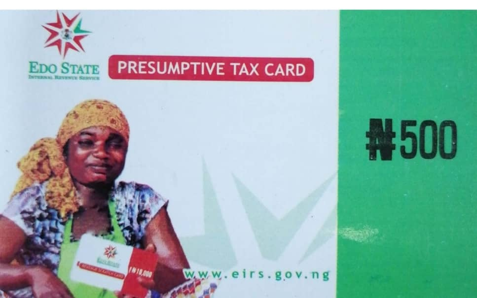 TAXATION OF THE INFORMAL SECTOR: EIRS COMMENCES USE OF REVENUE SCRATCH CARD